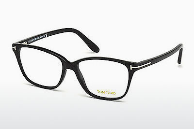 Eyewear Tom Ford FT4293 001 - Black, Shiny