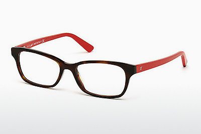 Eyewear Web Eyewear WE5183 052 - Brown, Dark, Havana
