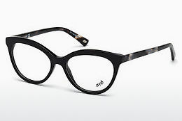Eyewear Web Eyewear WE5250 A01 - Black, Shiny